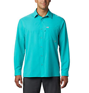 Men's PFG Zero Rules™ Woven Long Sleeve Shirt