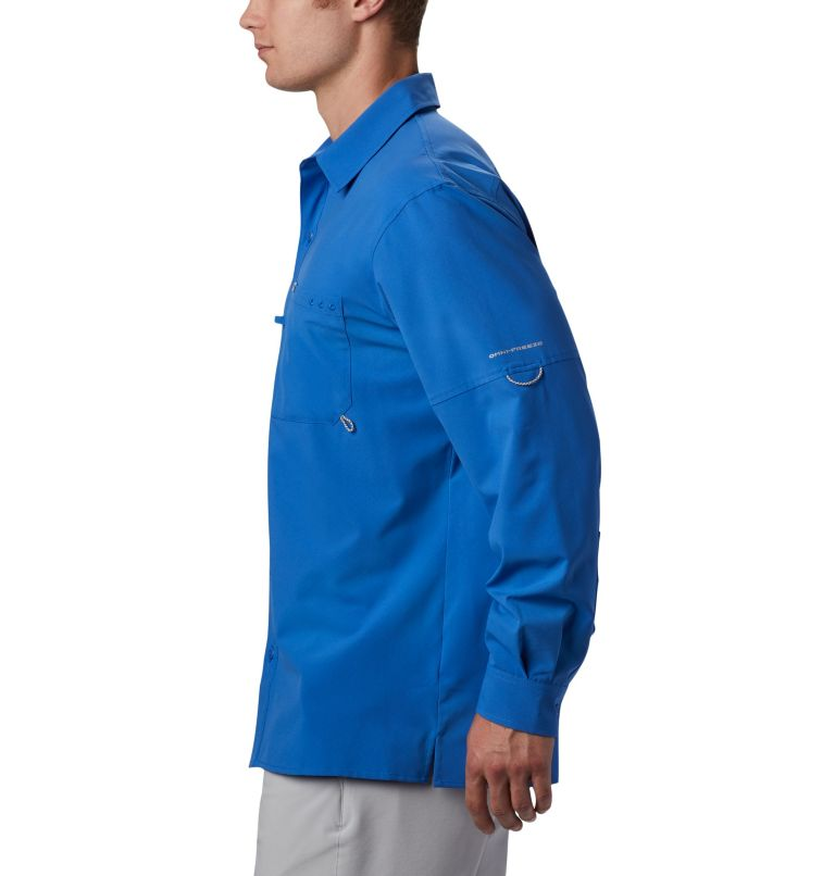 Men's PFG Zero Rules™ Woven Long Sleeve Shirt Men's PFG Zero Rules™ Woven Long Sleeve Shirt, a4
