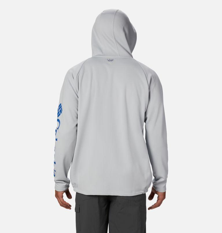 Men's PFG Terminal Tackle™ Fleece Full Zip Hoodie Men's PFG Terminal Tackle™ Fleece Full Zip Hoodie, back