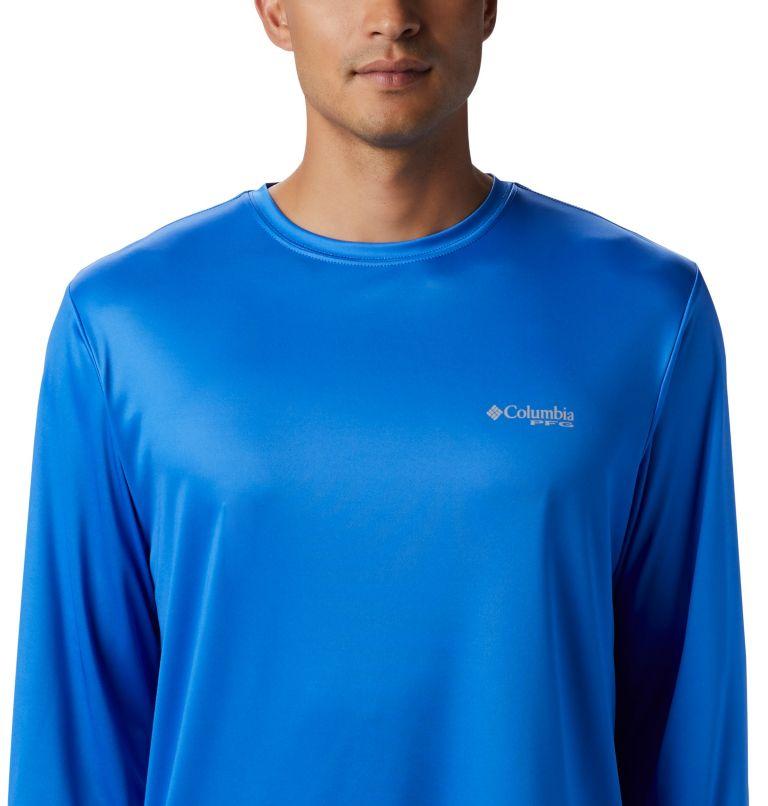 Men's PFG Terminal Tackle™ Tribal Fish Long Sleeve Shirt Men's PFG Terminal Tackle™ Tribal Fish Long Sleeve Shirt, a1