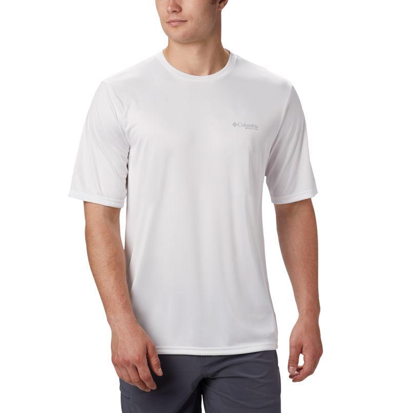 Men's PFG Terminal Tackle™ Tribal Fish Short Sleeve Shirt Men's PFG Terminal Tackle™ Tribal Fish Short Sleeve Shirt, back