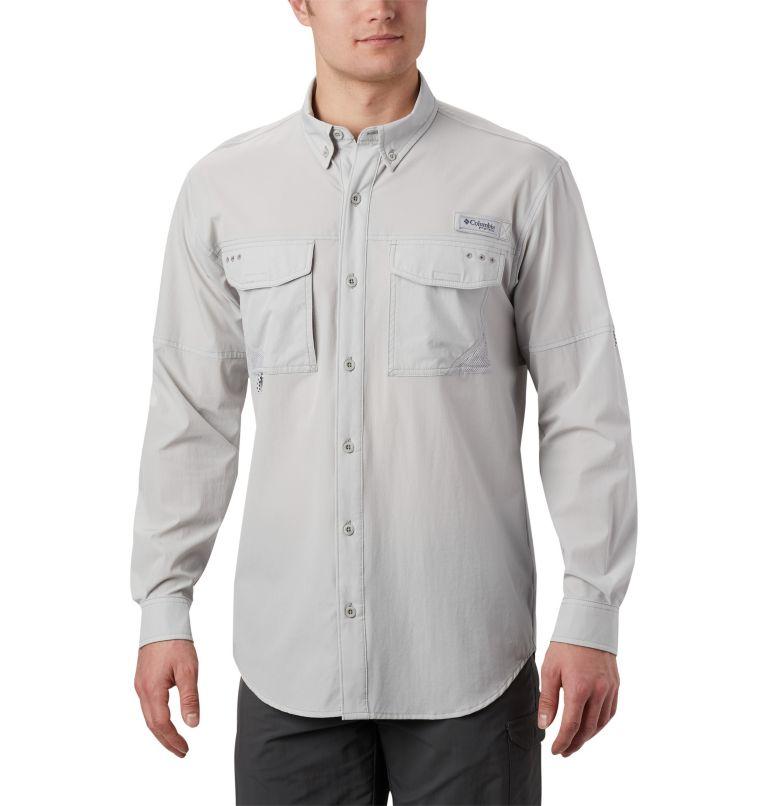 Columbia: Men's PFG Permit™ Woven Long Sleeve Shirt! .98  (REG .00) at Columbia!