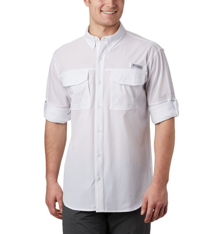 Men's PFG Permit™ Woven Long Sleeve Shirt Men's PFG Permit™ Woven Long Sleeve Shirt, a4