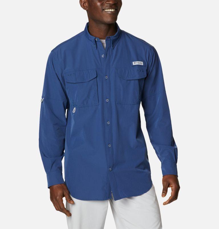 Men's PFG Permit™ Woven Long Sleeve Shirt Men's PFG Permit™ Woven Long Sleeve Shirt, front