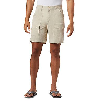 Men's PFG Permit™ III Shorts Permit™ III Short   214   L, Fossil, front