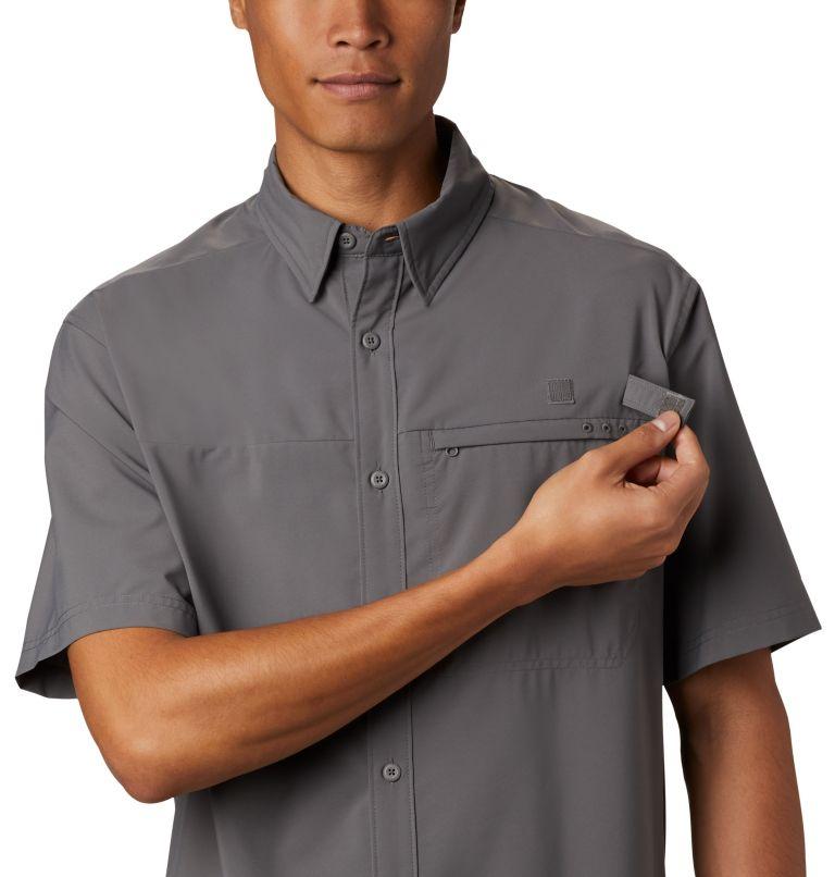 Men's PFG Grander Marlin™ Woven Short Sleeve Shirt Men's PFG Grander Marlin™ Woven Short Sleeve Shirt, a3