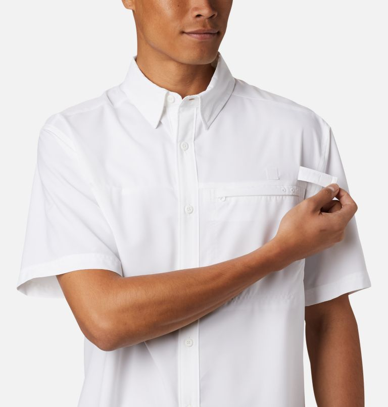 Men's PFG Grander Marlin™ Woven Short Sleeve Shirt Men's PFG Grander Marlin™ Woven Short Sleeve Shirt, a3