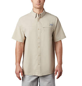 Men's PFG Grander Marlin™ Woven Short Sleeve Shirt