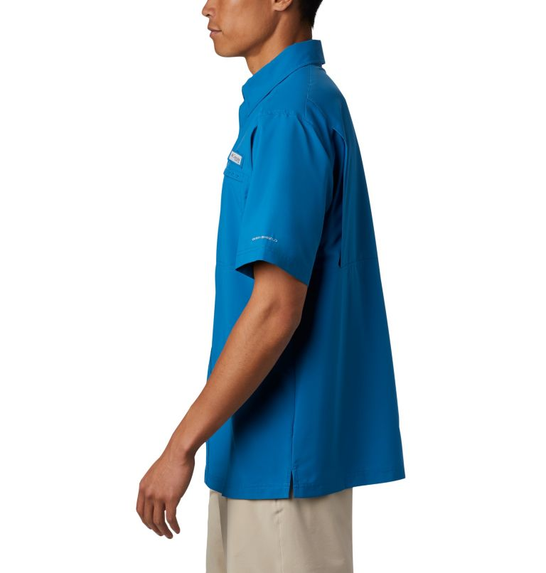 Men's PFG Grander Marlin™ Woven Short Sleeve Shirt Men's PFG Grander Marlin™ Woven Short Sleeve Shirt, a1