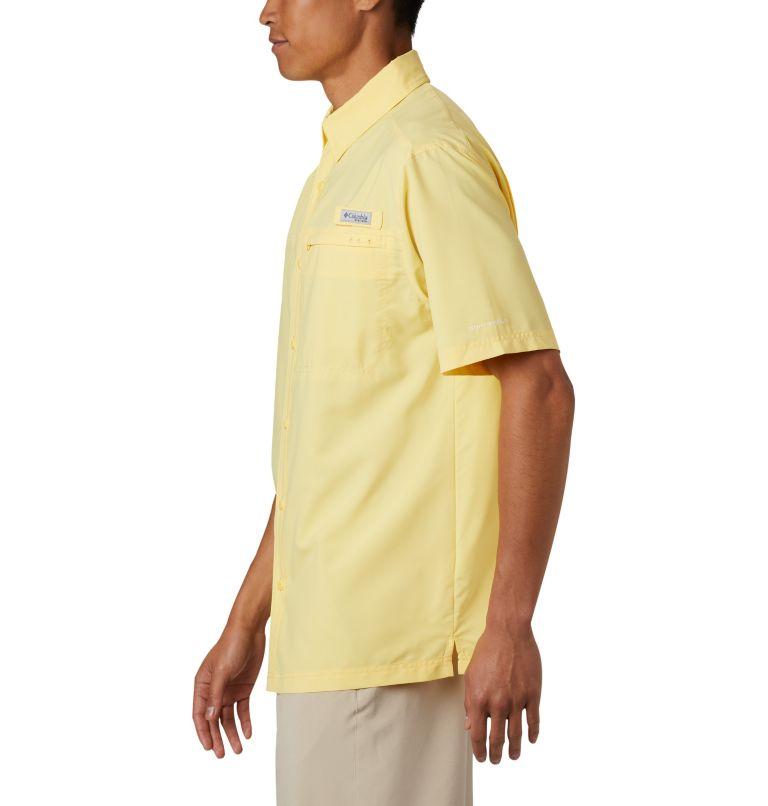 Grander Marlin™ Woven SS | 707 | S Men's PFG Grander Marlin™ Woven Short Sleeve Shirt, Sunlit, a1
