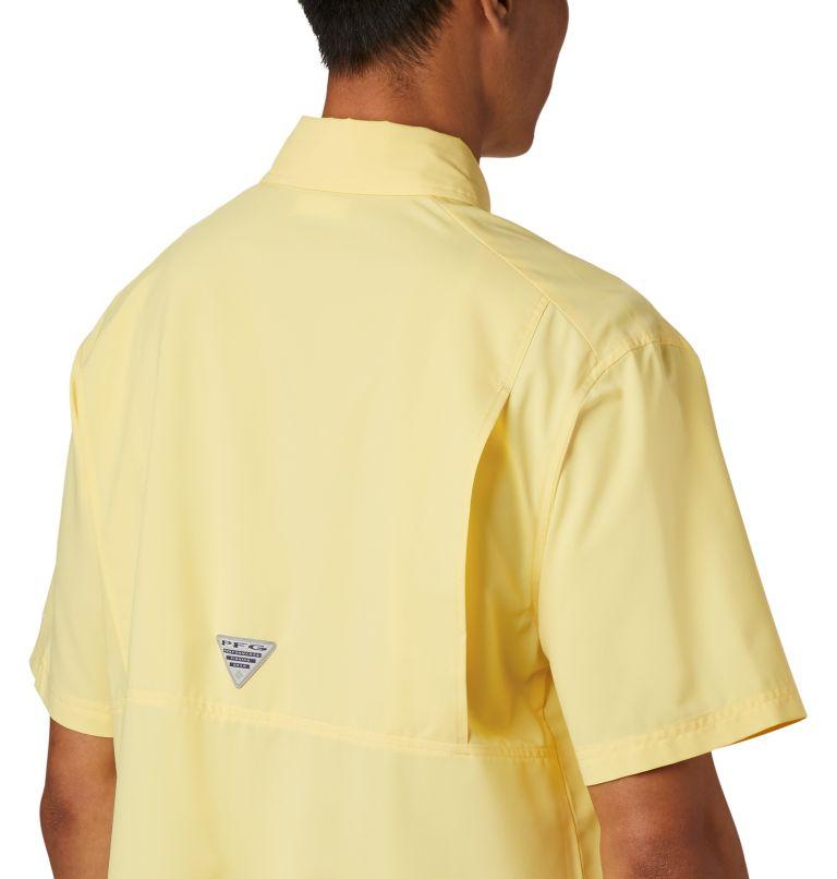 Grander Marlin™ Woven SS | 707 | S Men's PFG Grander Marlin™ Woven Short Sleeve Shirt, Sunlit, a2
