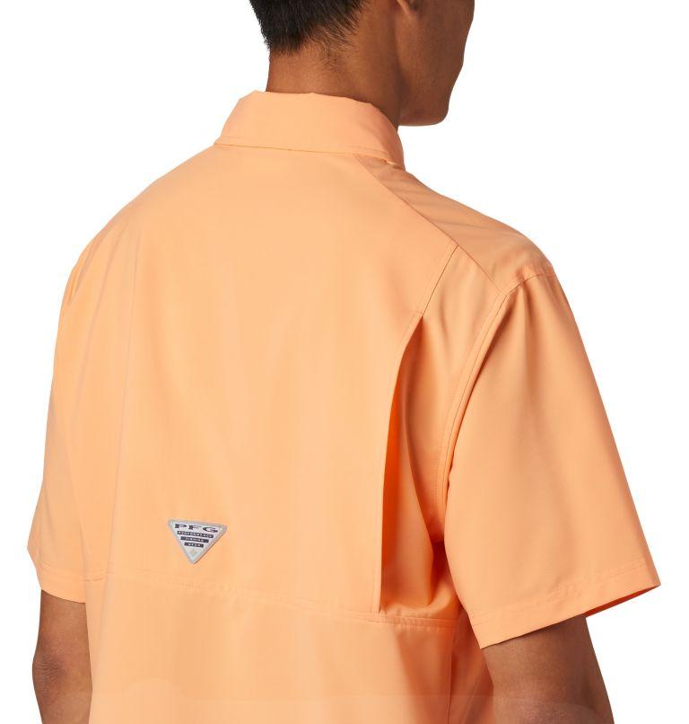 Grander Marlin™ Woven SS | 873 | XXL Men's PFG Grander Marlin™ Woven Short Sleeve Shirt, Bright Nectar, a2