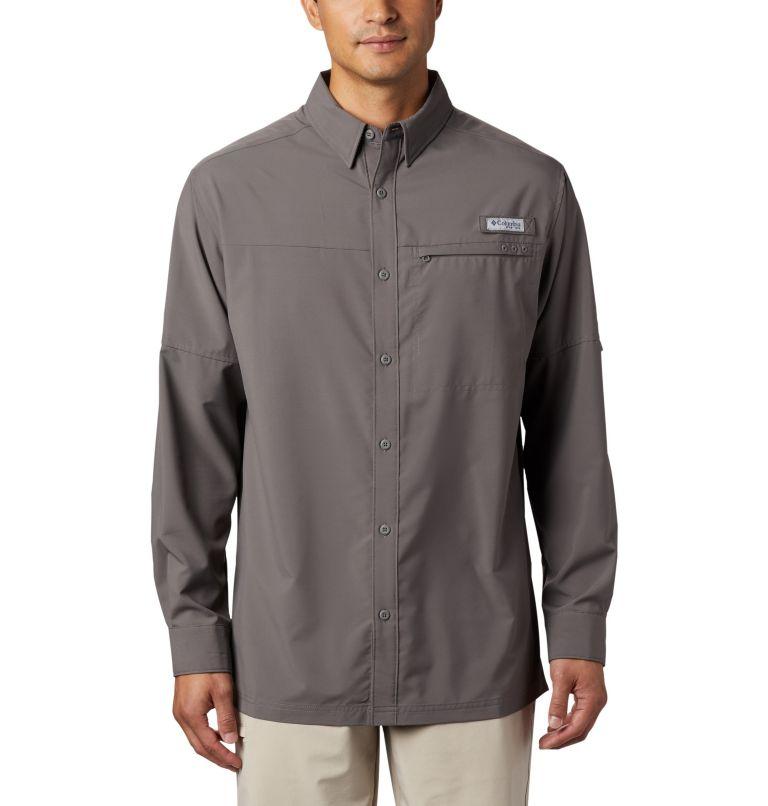 Chemise à manches longues tissée PFG Grander Marlin™ pour homme Chemise à manches longues tissée PFG Grander Marlin™ pour homme, front
