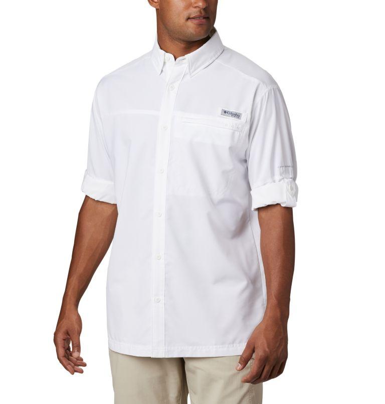 Men's PFG Grander Marlin™ Woven Long Sleeve Shirt Men's PFG Grander Marlin™ Woven Long Sleeve Shirt, a1