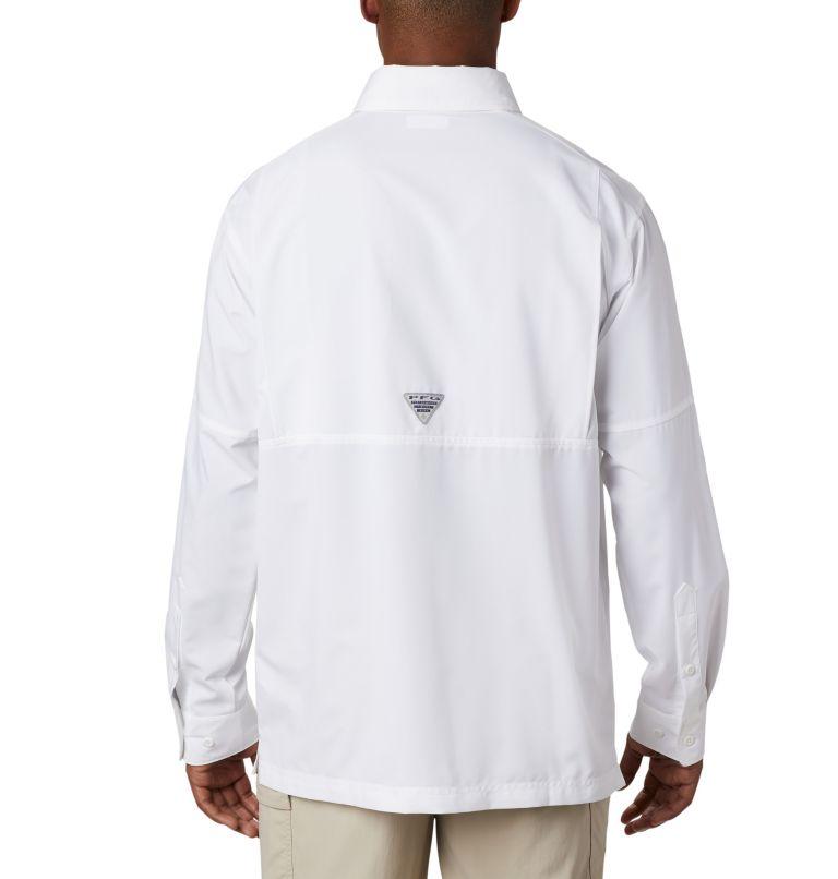 Men's PFG Grander Marlin™ Woven Long Sleeve Shirt Men's PFG Grander Marlin™ Woven Long Sleeve Shirt, back