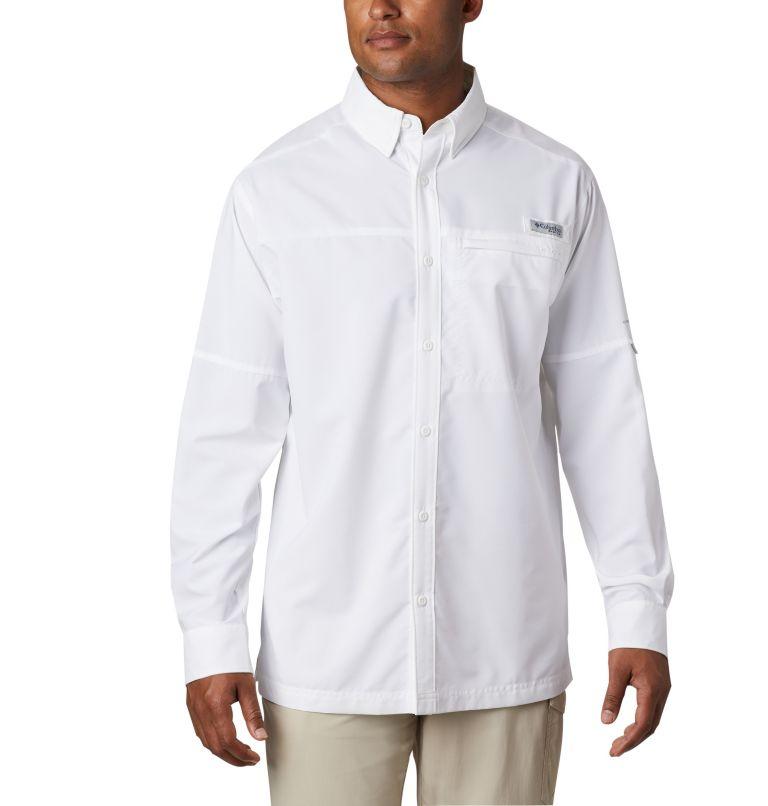 Men's PFG Grander Marlin™ Woven Long Sleeve Shirt Men's PFG Grander Marlin™ Woven Long Sleeve Shirt, front