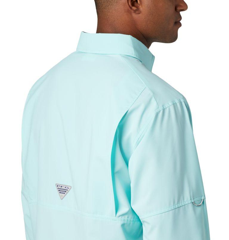 Grander Marlin™ Woven LS | 499 | L Men's PFG Grander Marlin™ Woven Long Sleeve Shirt, Gulf Stream, a3