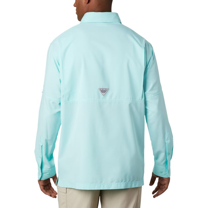 Men's PFG Grander Marlin™ Woven Long Sleeve Shirt Men's PFG Grander Marlin™ Woven Long Sleeve Shirt, back