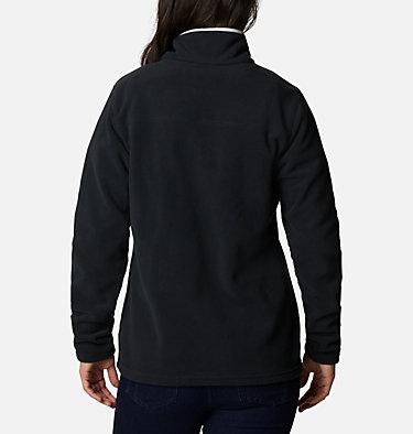 Women's Midnight Lake™ Quarter Zip Fleece Midnight Lake™ 1/4 Zip Fleece | 039 | L, Black, Black, back
