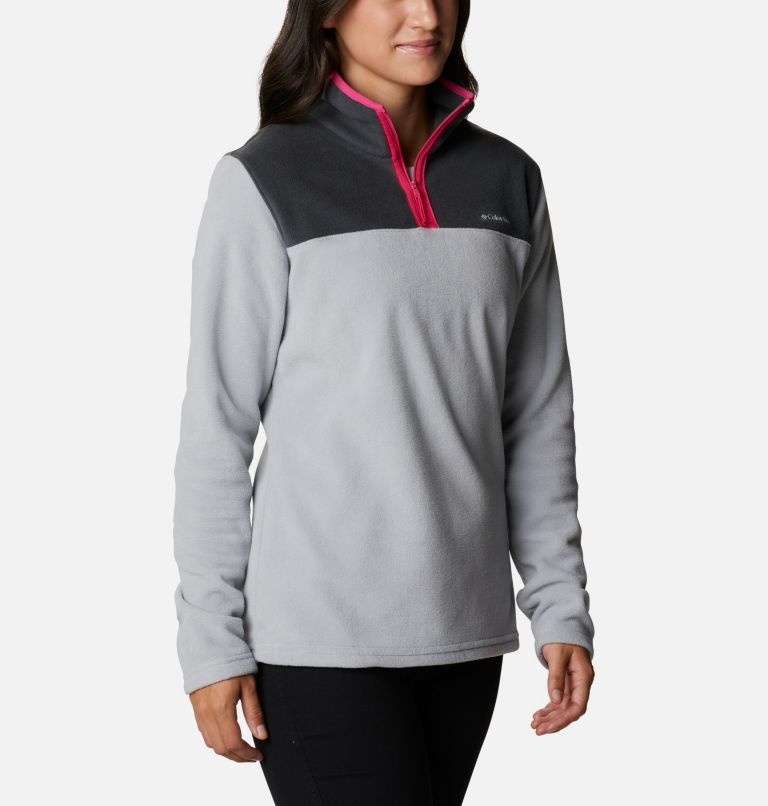 Women's Midnight Lake™ Quarter Zip Fleece Women's Midnight Lake™ Quarter Zip Fleece, a3