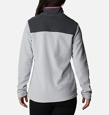 Women's Midnight Lake™ Quarter Zip Fleece Midnight Lake™ 1/4 Zip Fleece | 039 | L, Columbia Grey, Shark, back