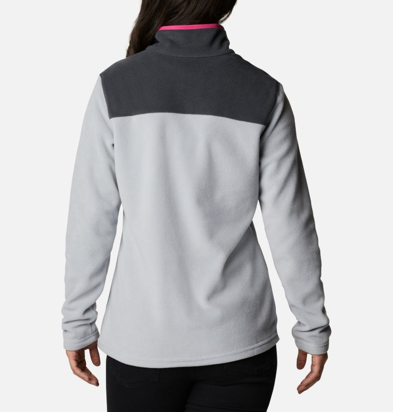 Women's Midnight Lake™ Quarter Zip Fleece Women's Midnight Lake™ Quarter Zip Fleece, back