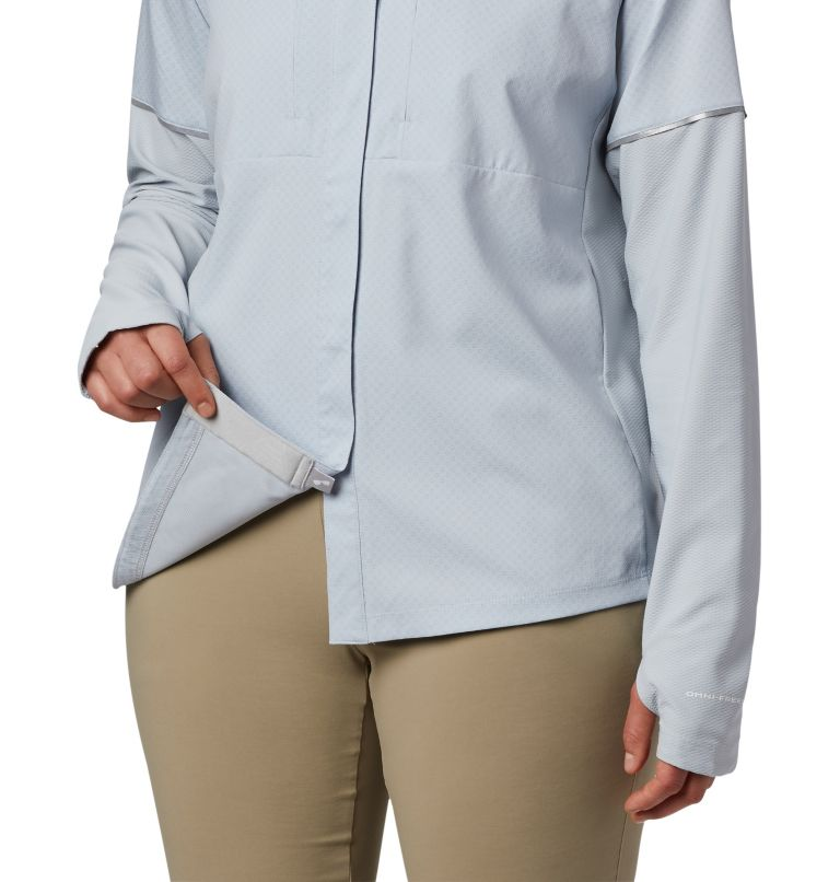 Women's PFG Ultimate Catch ZERO™ Long Sleeve Hybrid Shirt Women's PFG Ultimate Catch ZERO™ Long Sleeve Hybrid Shirt, a3