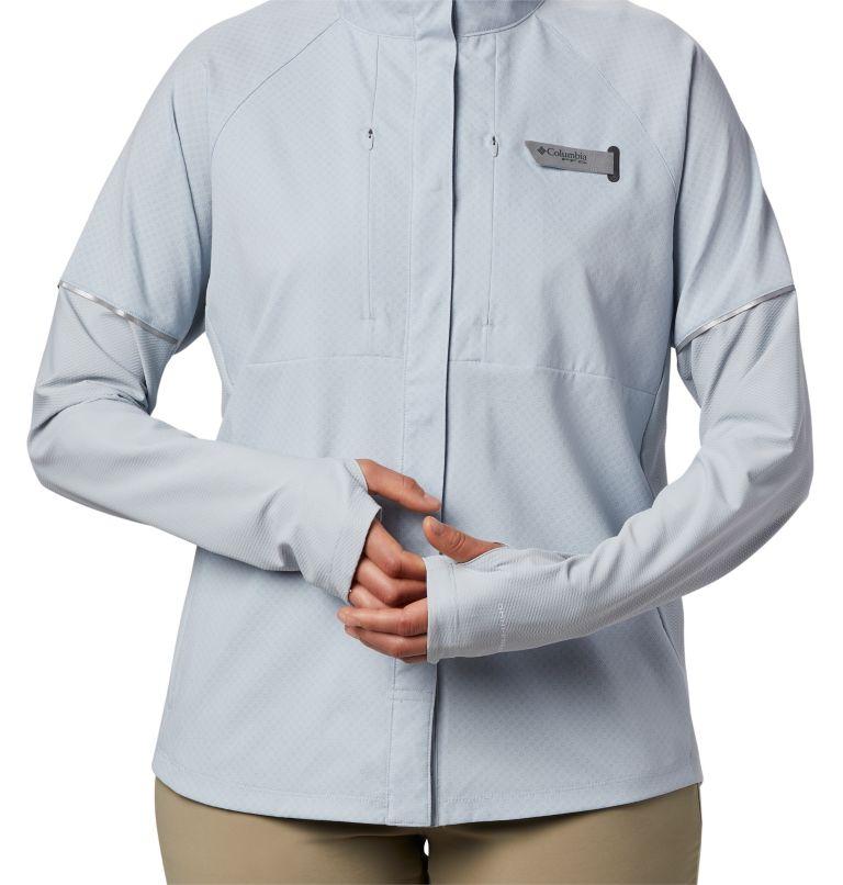 Women's PFG Ultimate Catch ZERO™ Long Sleeve Hybrid Shirt Women's PFG Ultimate Catch ZERO™ Long Sleeve Hybrid Shirt, a5