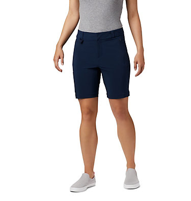 Women's PFG Ultimate Catch™ Offshore Shorts Ultimate Catch™ Offshore Short | 464 | 6, Collegiate Navy, front