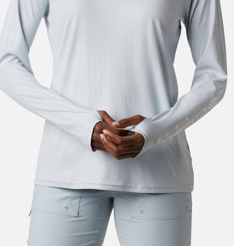 Women's PFG Tidal Deflector™ Zero Mock Long Sleeve Shirt Women's PFG Tidal Deflector™ Zero Mock Long Sleeve Shirt, a4