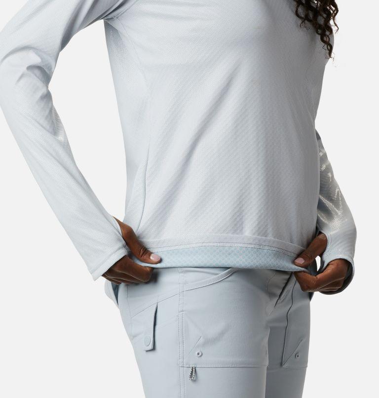 Women's PFG Tidal Deflector™ Zero Mock Long Sleeve Shirt Women's PFG Tidal Deflector™ Zero Mock Long Sleeve Shirt, a5