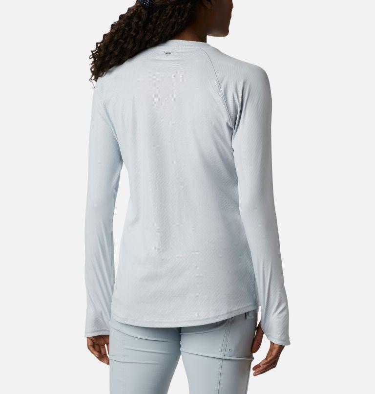Women's PFG Tidal Deflector™ Zero Mock Long Sleeve Shirt Women's PFG Tidal Deflector™ Zero Mock Long Sleeve Shirt, back