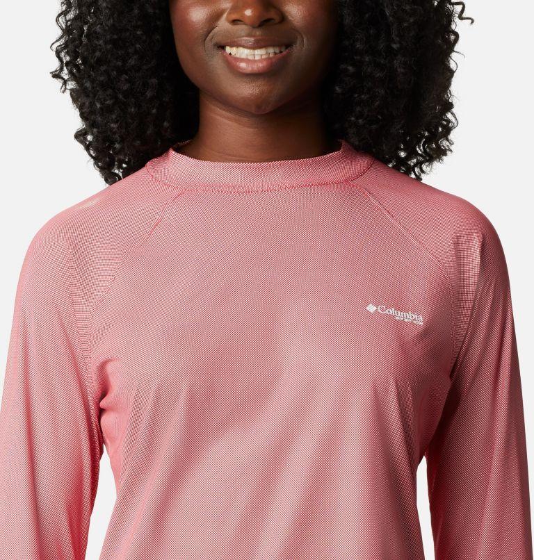 Women's PFG Tidal Deflector™ Zero Mock Long Sleeve Shirt Women's PFG Tidal Deflector™ Zero Mock Long Sleeve Shirt, a2