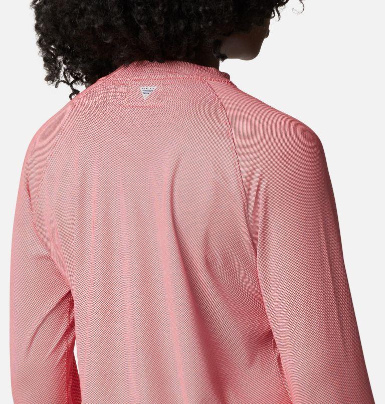 Women's PFG Tidal Deflector™ Zero Mock Long Sleeve Shirt Women's PFG Tidal Deflector™ Zero Mock Long Sleeve Shirt, a3
