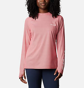 Women's PFG Tidal Deflector™ Zero Mock Long Sleeve Shirt