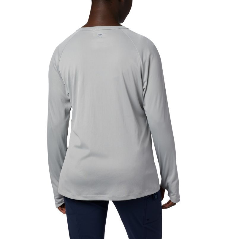 Women's PFG Buoy™ Knit Long Sleeve Shirt Women's PFG Buoy™ Knit Long Sleeve Shirt, back