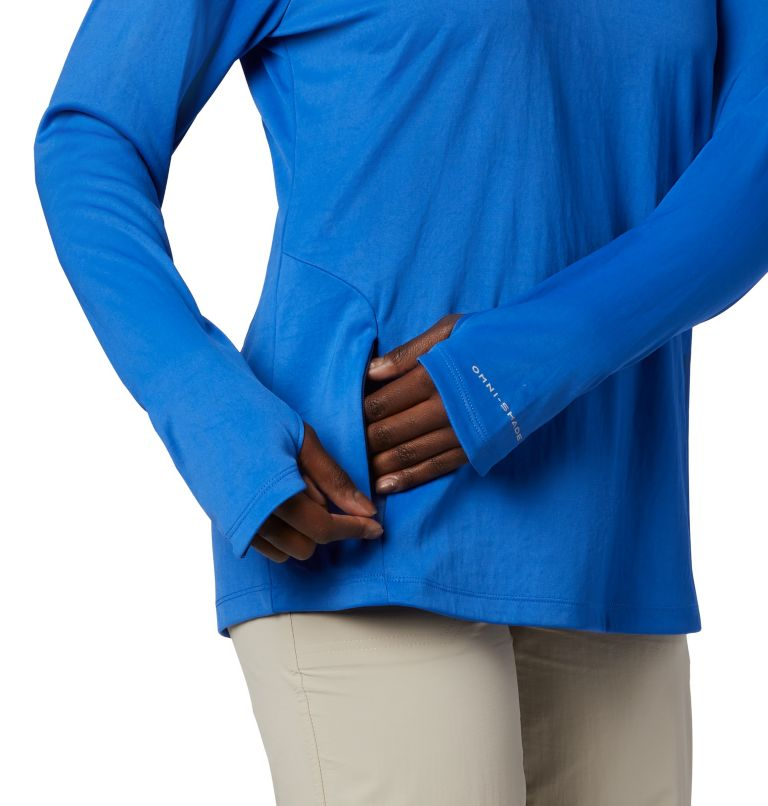 Women's PFG Buoy™ Knit Long Sleeve Shirt Women's PFG Buoy™ Knit Long Sleeve Shirt, a1