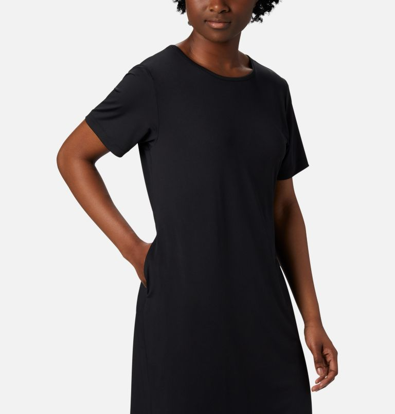 Freezer™ Mid Dress | 010 | S Women's PFG Freezer™ Mid Dress, Black, a2