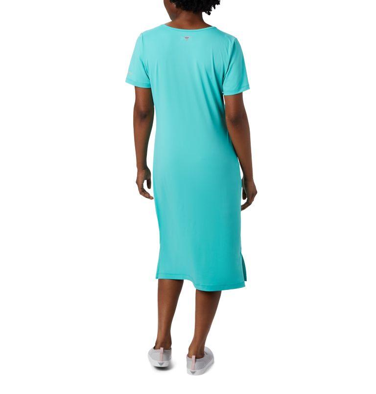 Freezer™ Mid Dress | 356 | M Women's PFG Freezer™ Mid Dress, Dolphin, back