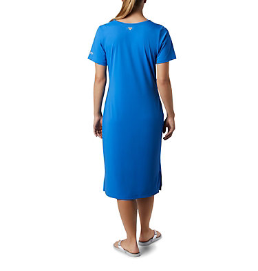 Robe mi-longue PFG Freezer™ pour femme Freezer™ Mid Dress | 464 | S, Stormy Blue, back
