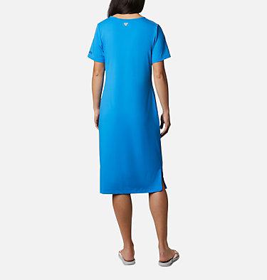 Women's PFG Freezer™ Mid Dress Freezer™ Mid Dress | 463 | L, Azure Blue, back