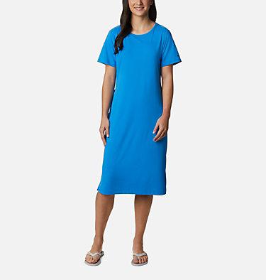 Women's PFG Freezer™ Mid Dress Freezer™ Mid Dress | 463 | L, Azure Blue, front