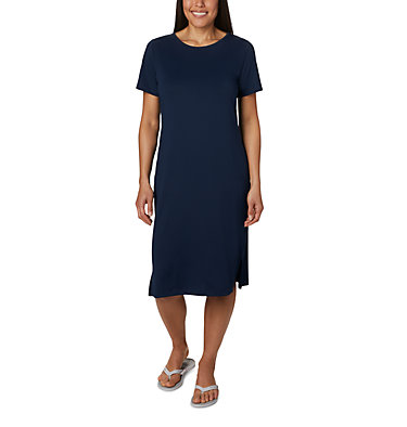 Robe mi-longue PFG Freezer™ pour femme Freezer™ Mid Dress | 464 | S, Collegiate Navy, front