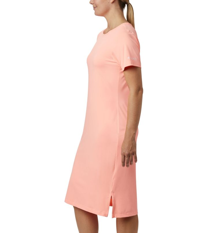 Freezer™ Mid Dress | 807 | M Women's PFG Freezer™ Mid Dress, Tiki Pink, a2