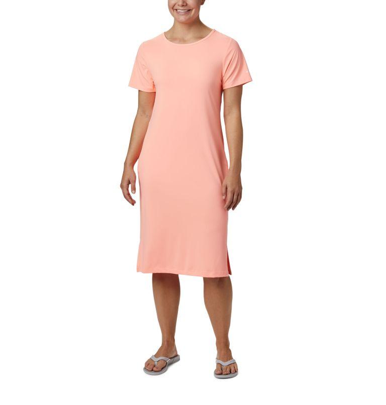 Freezer™ Mid Dress | 807 | M Women's PFG Freezer™ Mid Dress, Tiki Pink, front