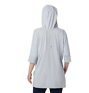 Women's PFG Freezer™ Cover Up Freezer™ Cover Up | 031 | L, Cirrus Grey, back