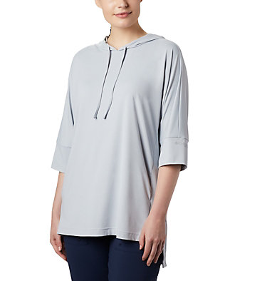 Women's PFG Freezer™ Cover Up Freezer™ Cover Up | 031 | L, Cirrus Grey, front