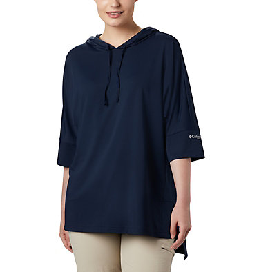 Women's PFG Freezer™ Cover Up Freezer™ Cover Up | 031 | L, Collegiate Navy, front