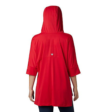 Women's PFG Freezer™ Cover Up Freezer™ Cover Up | 867 | M, Red Lily, back