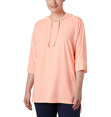 Women's PFG Freezer™ Cover Up Freezer™ Cover Up | 658 | L, Tiki Pink, front